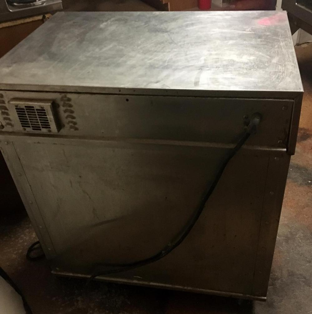 Bevles Hot Holding Cabinet Model- CS 8236- CH-IV-TB