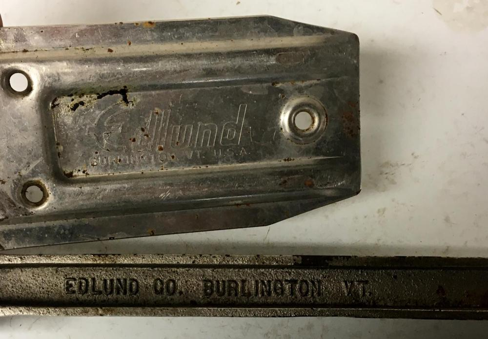 Edlund Manual Can Opener with Plated Steel Base