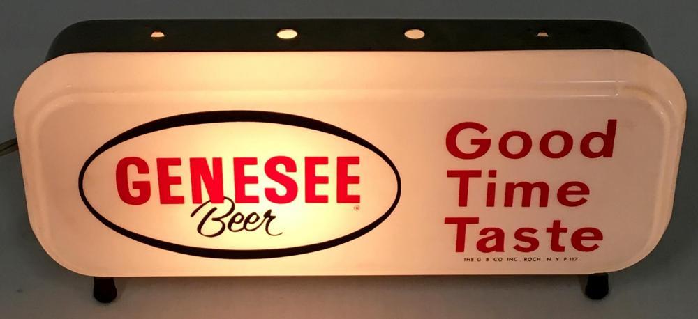 Vintage 1950's Genesee Beer