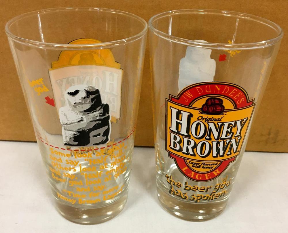 JW Dundee's Original Honey Brown Lager