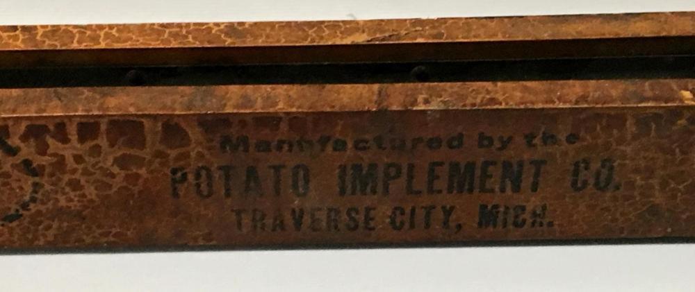 Antique 1900 The Acme Potato Implement Co. Planter