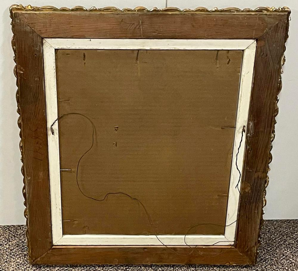 RARE Antique 1905 Susan B. Anthony Official Silver Bromide Photographic Print GILT RELIEF FRAMED