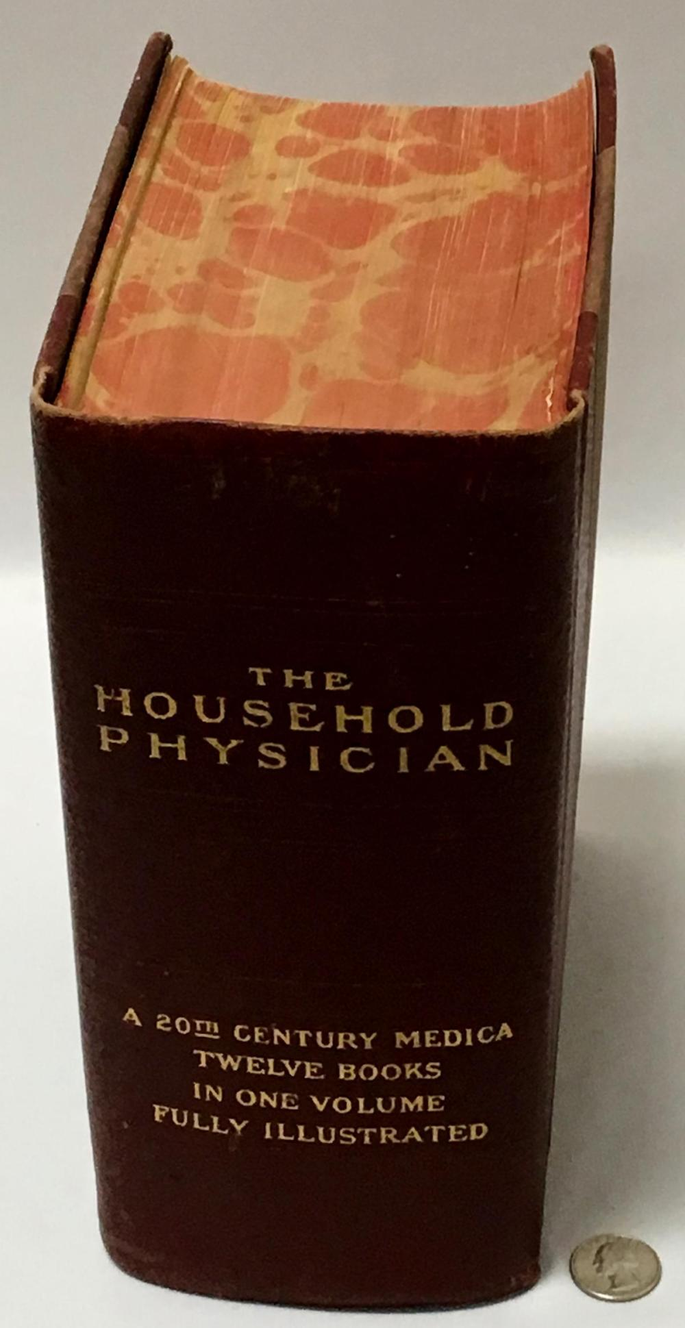 1920 The Household Physician: 20th Century Medical