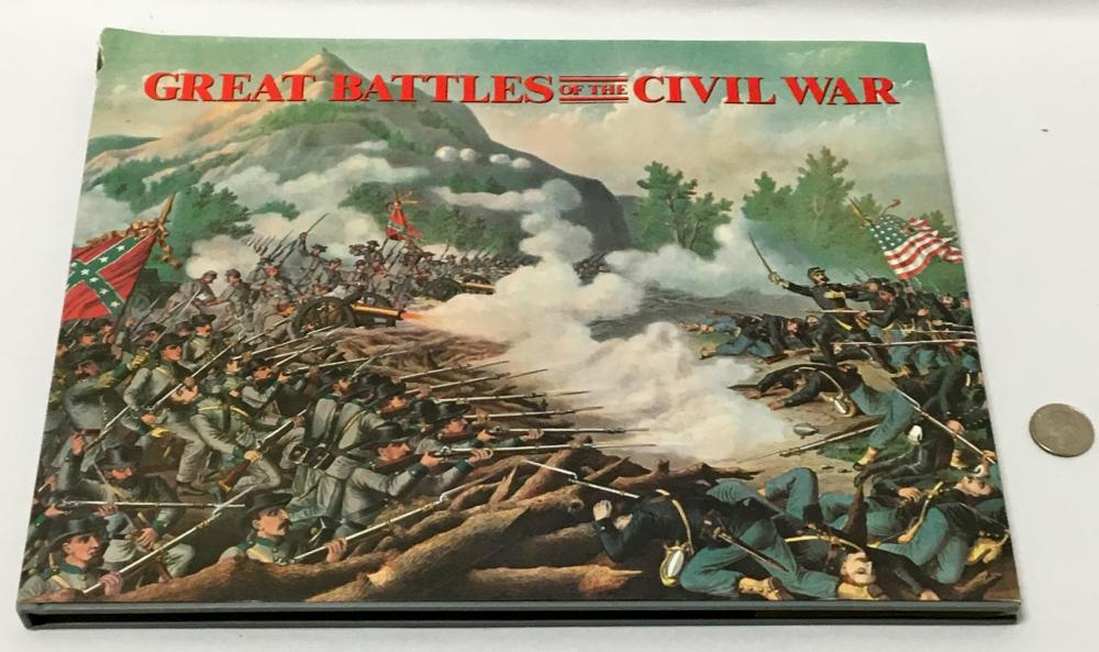 1989 Great Battles Of The Civil War by Martin Graham & George Skoch