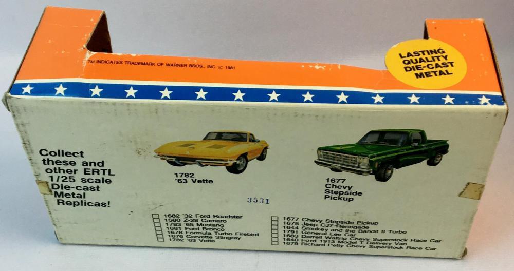 Vintage 1981 The Dukes of Hazzard