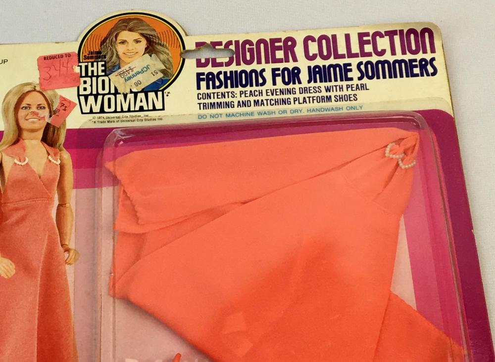 Vintage 1976 Kenner Jaime Sommers The Bionic Woman