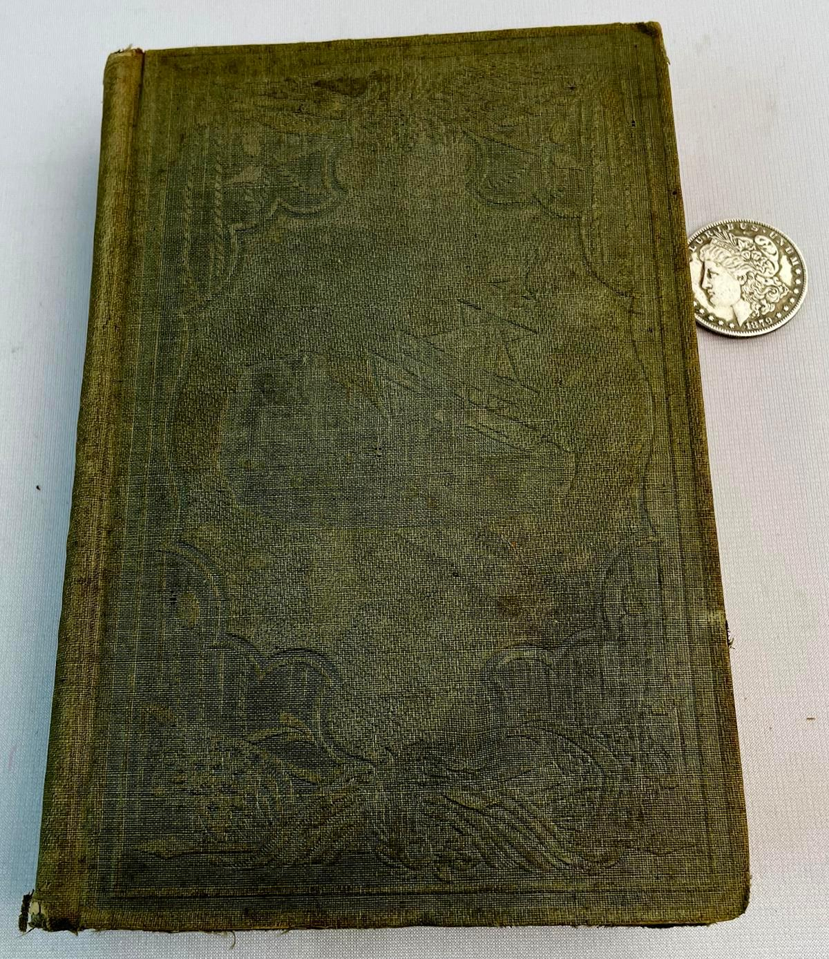 1856 Arctic Explorations: The Second Grinnell Expedition in Search of Sir John Franklin by Elisha Kent Kane, MD Vol. II Illustrated FIRST EDITION