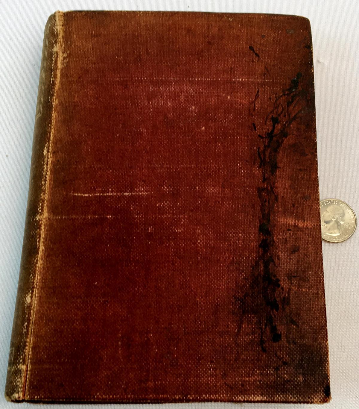 1899 A Paladin of Philanthropy by Austin Dobson SIGNED FIRST EDITION