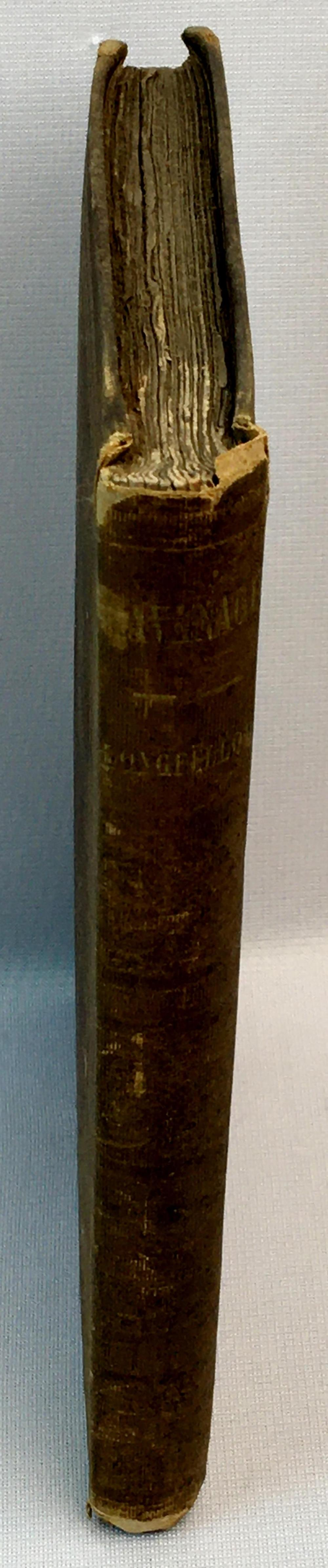 1849 Kavanaugh: A Tale by Henry Wadsworth Longfellow FIRST EDITION