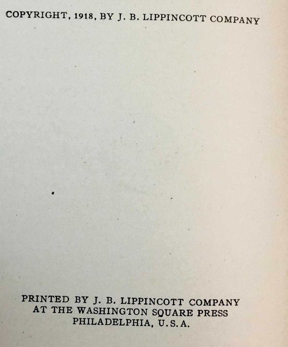 1918 The Waterboys and Their Cousins by Charles D. Lewis Illustrated FIRST EDITION