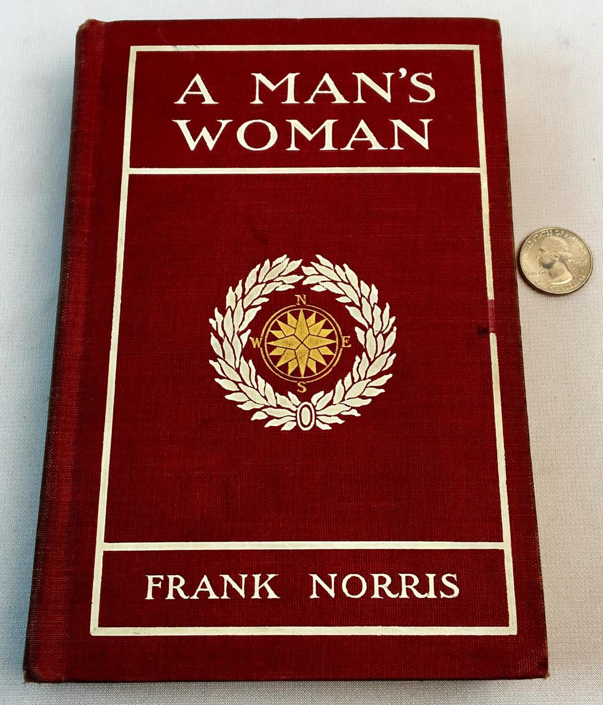 1902 A Man's Woman by Frank Norris