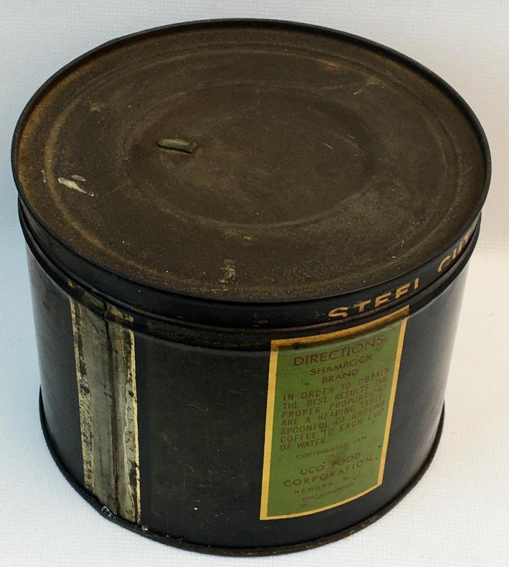 Vintage 1934 Shamrock Sani-Fresh Vacuum Coffee