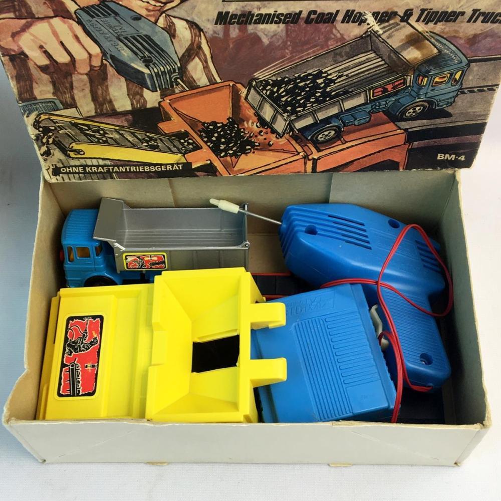 Vintage 1972 Matchbox BM-49 Big MX w/ Original Box