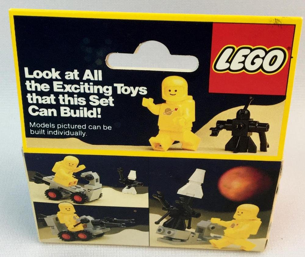 Vintage 1986 Lego Space Probe 6802 UNOPENED