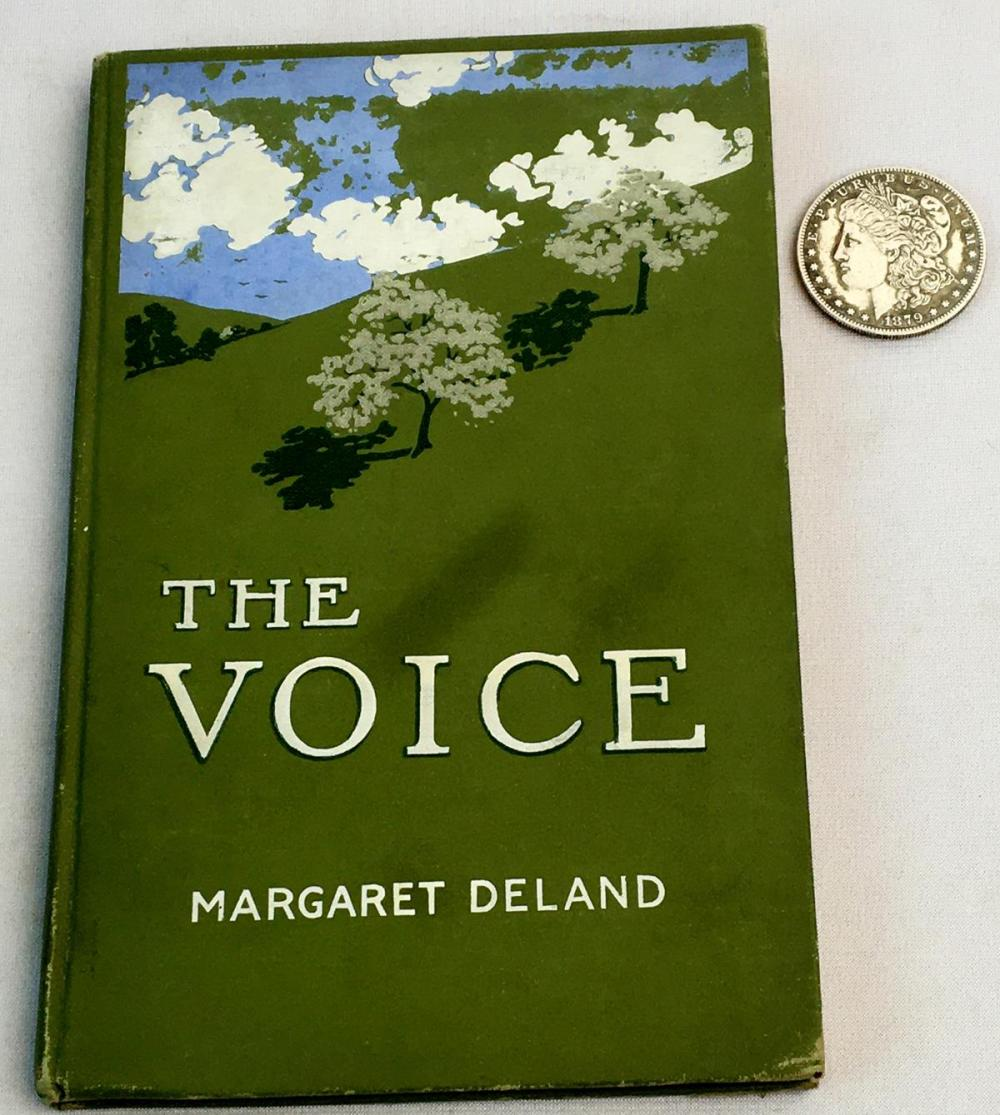 1912 The Voice by Margaret Deland ILLUSTRATED