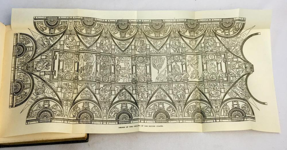 The Art of the Vatican by Mary Knight Potter Illustrated FIRST EDITION