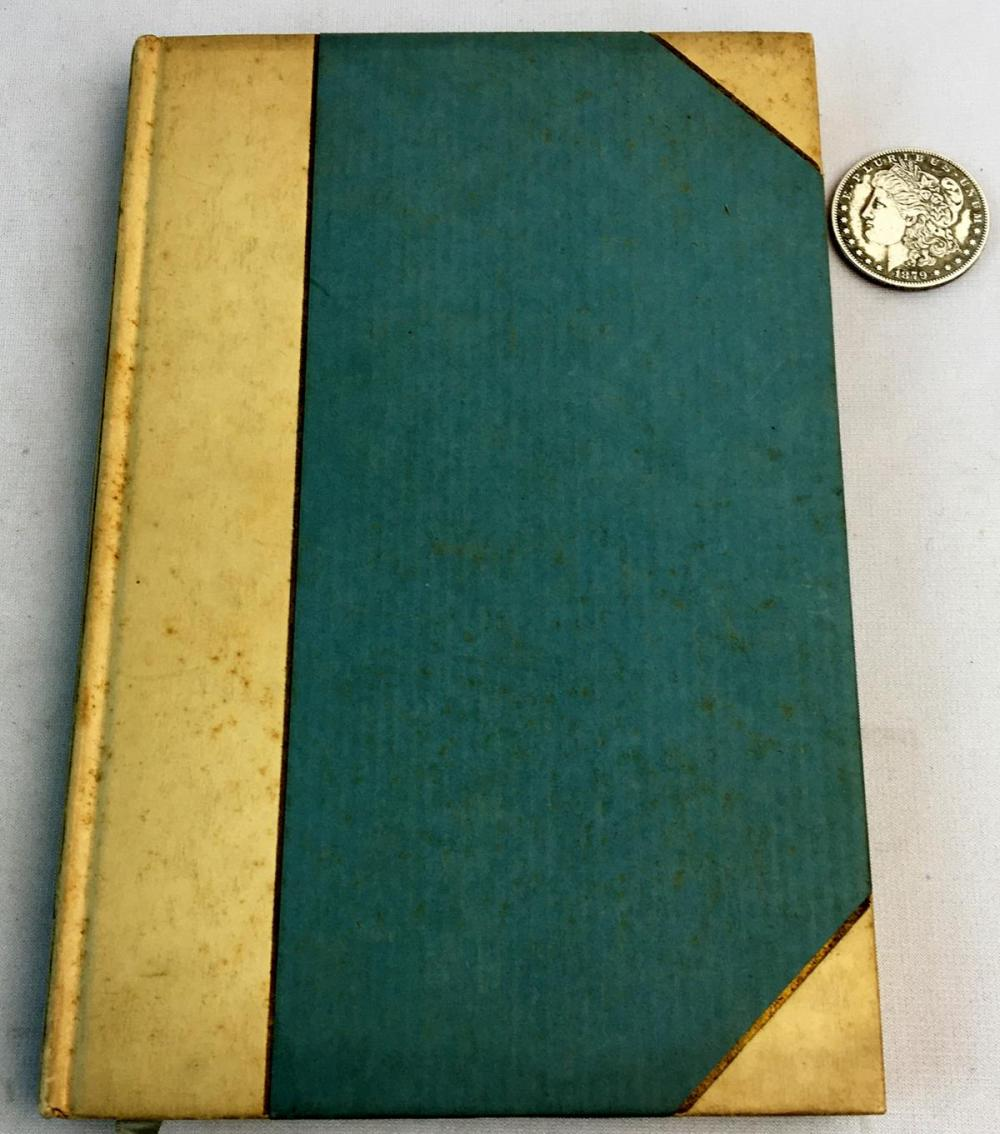 1931 The Fables of Aesop ILLUSTRATED Deluxe Editions