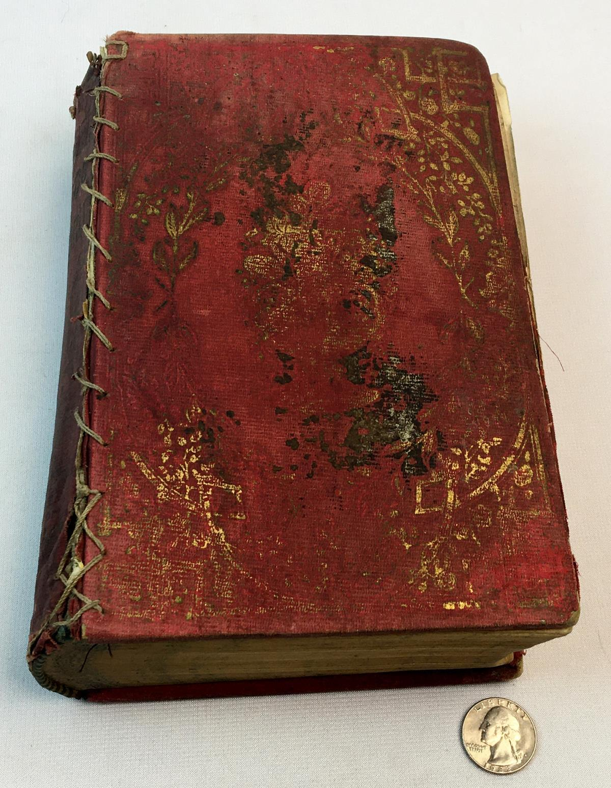 1857 The Pioneer Heroes of the New World by Henry Howard Brownell