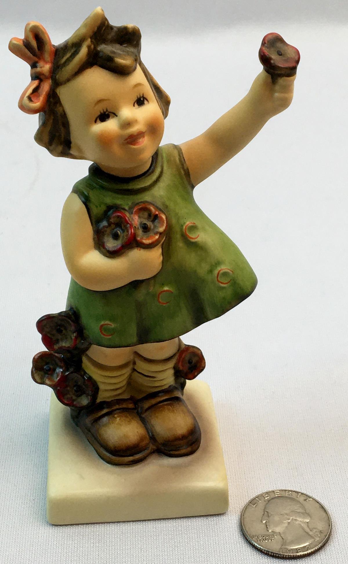 "Vintage Hummel Figurine ""Spring Cheer"" 1/72"