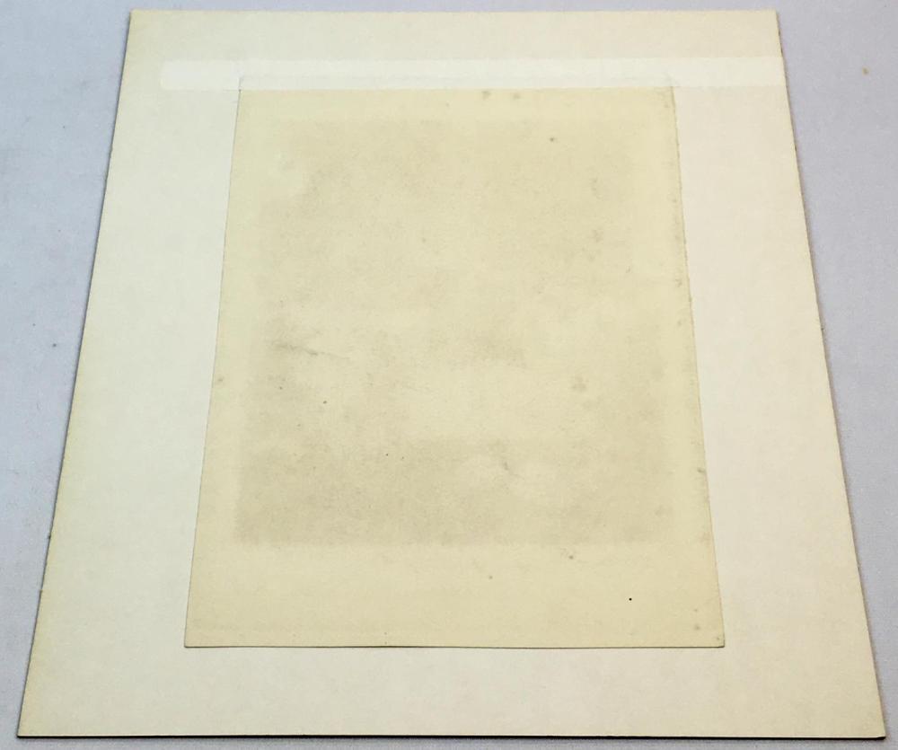 "Antique 19th Century ""Execution of Marino Faliero"" Steel Engraving L. Flameng / E. Delacroix"