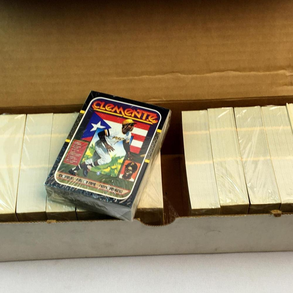 1987 Donruss Factory Sealed Complete Baseball Card Set w/ Puzzle Cards