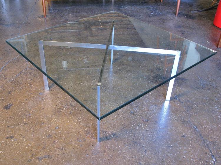 Mies van der Rohe Barcelona Table
