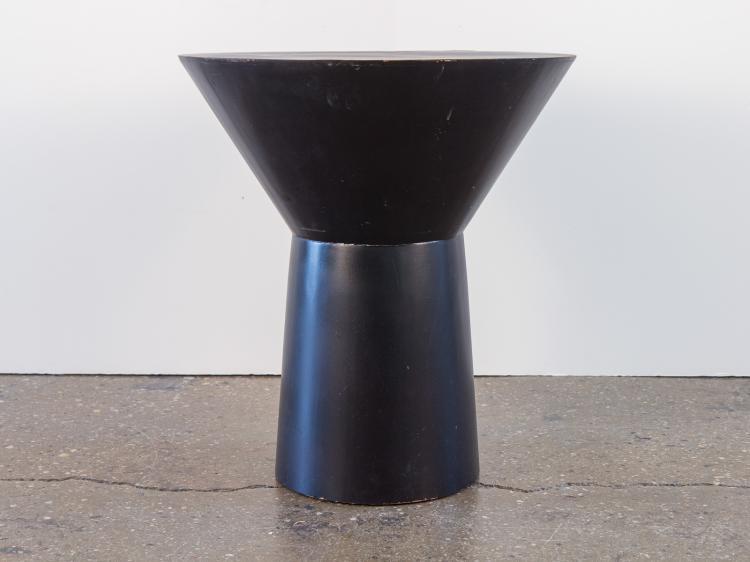Memphis-Style Pedestal Table
