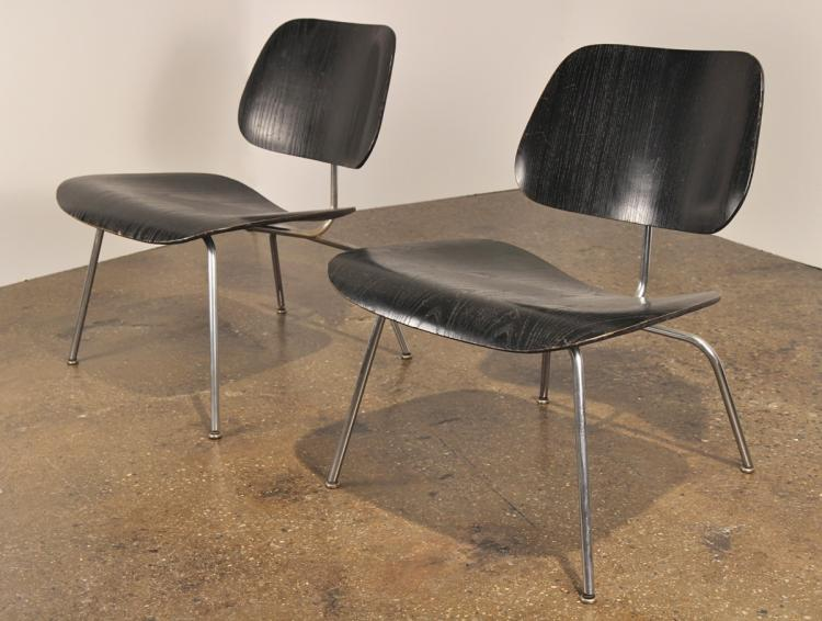 LCM Chairs by Charles and Ray Eames