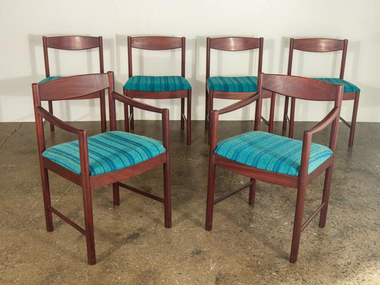 Scandinavian Rosewood Chairs