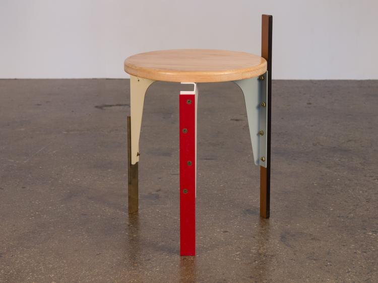 Rich Brilliant Willing Stool