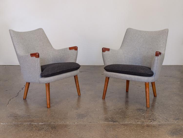 Hans J. Wegner AP20 Chairs