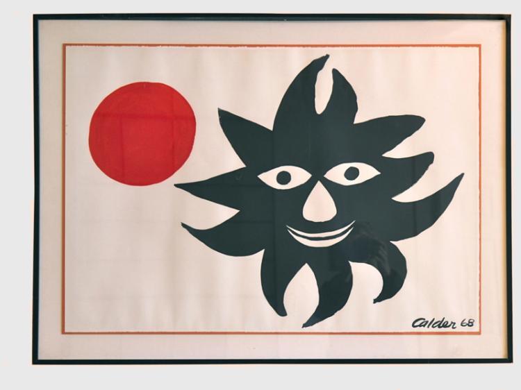 Calder Print