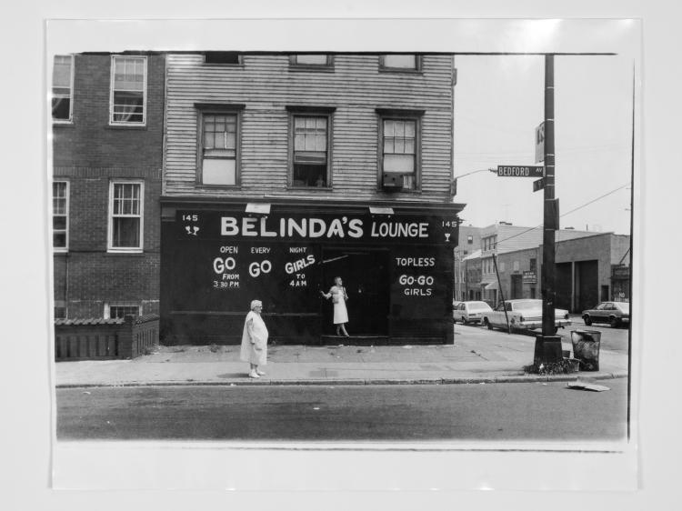 Belinda's Lounge by Anders Goldfarb