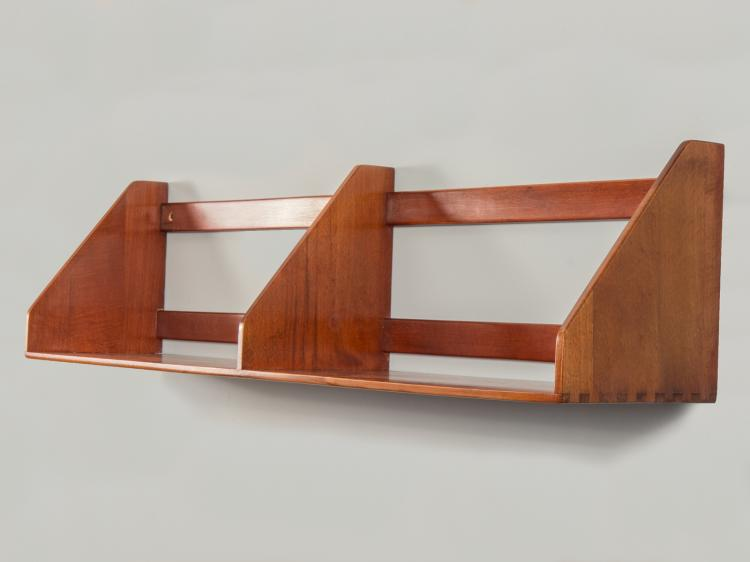 Hans Wegner Teak Shelf