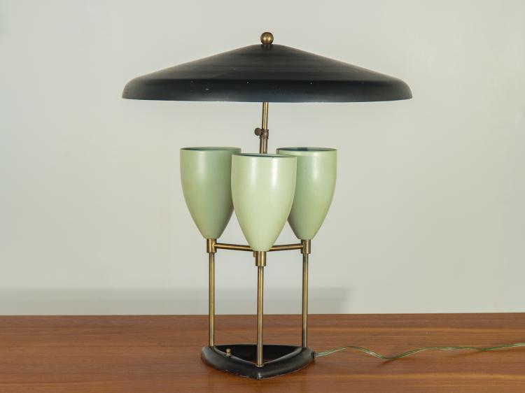 Greta Grossman-Style Table Lamp