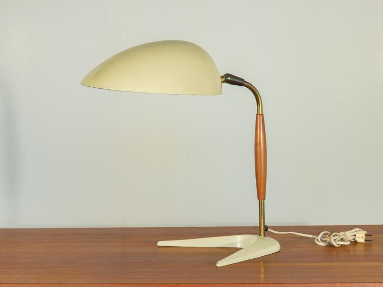 Gerald Thurston Boomerang Desk Lamp