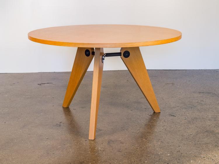 Jean Prouve Gueridon Table