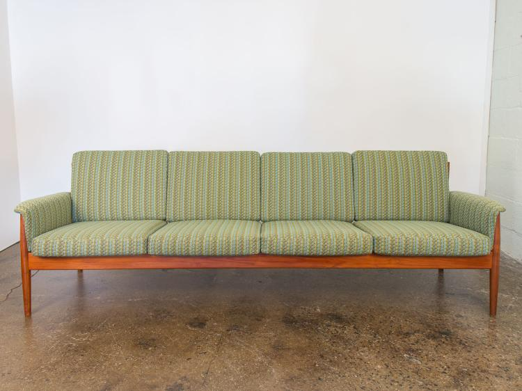 Teak Grete Jalk Sofa for France & Son