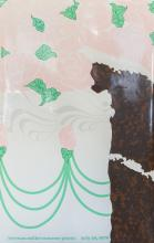 Herman Miller Summer Picnic Chocolate Cake Poster