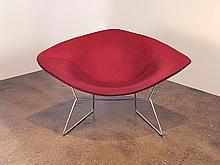 Large Bertoia Diamond Chair
