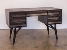 Ebonized Oak Desk for Vanleigh