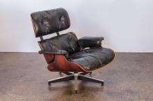 Second Generation Eames 670 Lounge Chair