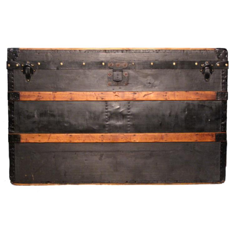 Louis Vuitton Trianon Steamer Trunk