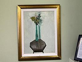 BRIAN MERRY, IRELAND BORN 1940, Like a Lily, 2005,