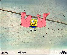 MUSCLEBOB BUFFPANTS investment grade setup from SPONGEBOB SQUAREPANTS