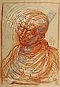 STAROWIEYSKI Franciszek (ur. 1930) W KRAZENIU, 1988 Olej na krafcie; 92.6 x 65cm (w swietle passe-partout) Sygnowany l. d.: STAROWIEYSKI oraz, Franciszek Starowieyski, Click for value