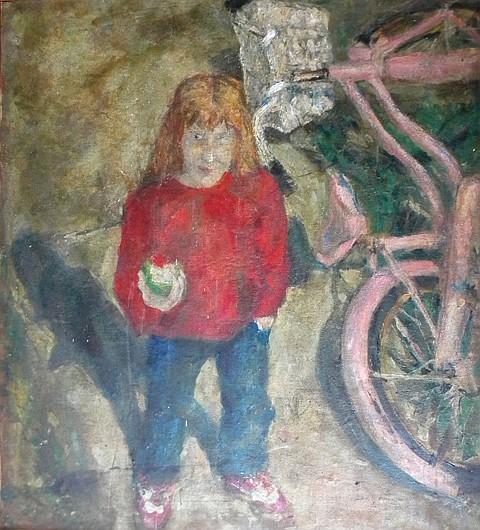 Ray  Nolin  (contemp), oil on canvas