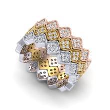 $1 Start... Huge Luxury Fine Jewelry & Luxury Watches - Day 2.... FREE SHIPPING