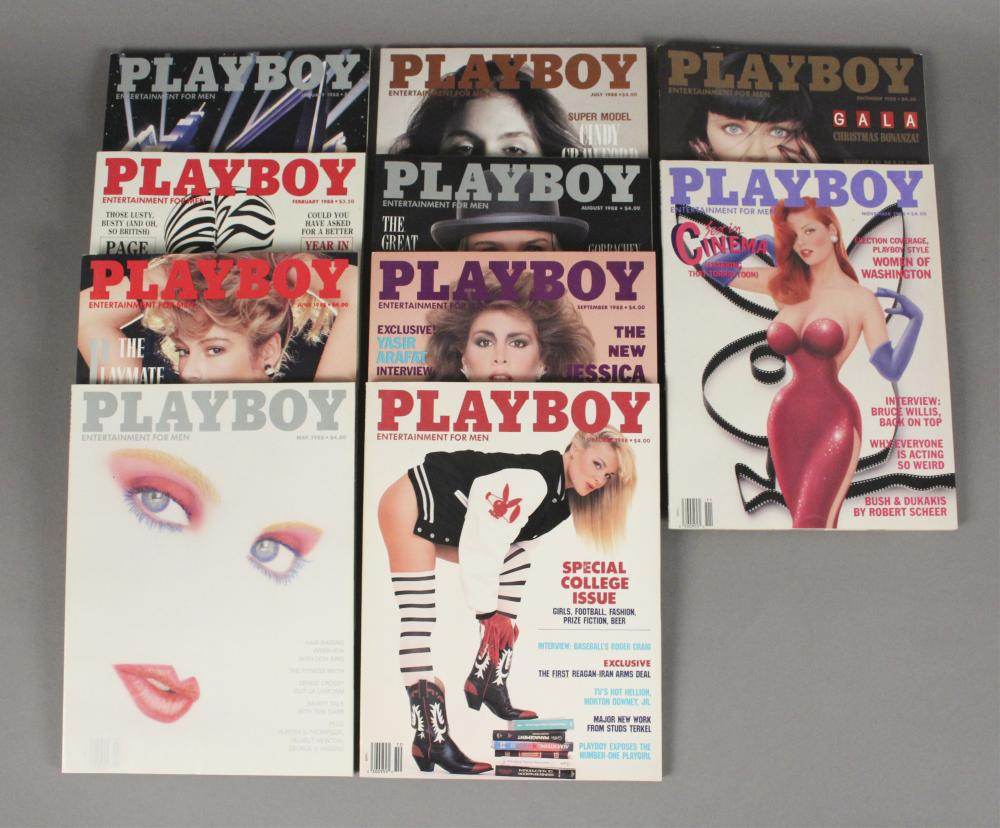 Playboy 1988