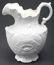 Large Decorative Water Pitcher
